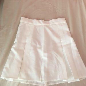 Dresses & Skirts - White flared skirt